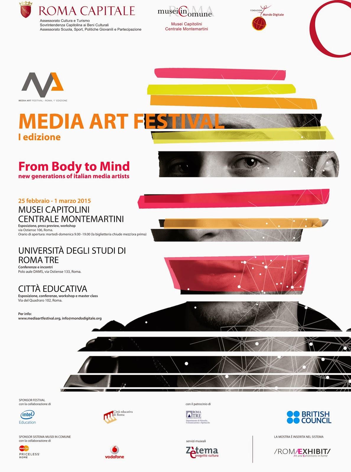 Media Art Festival 2015